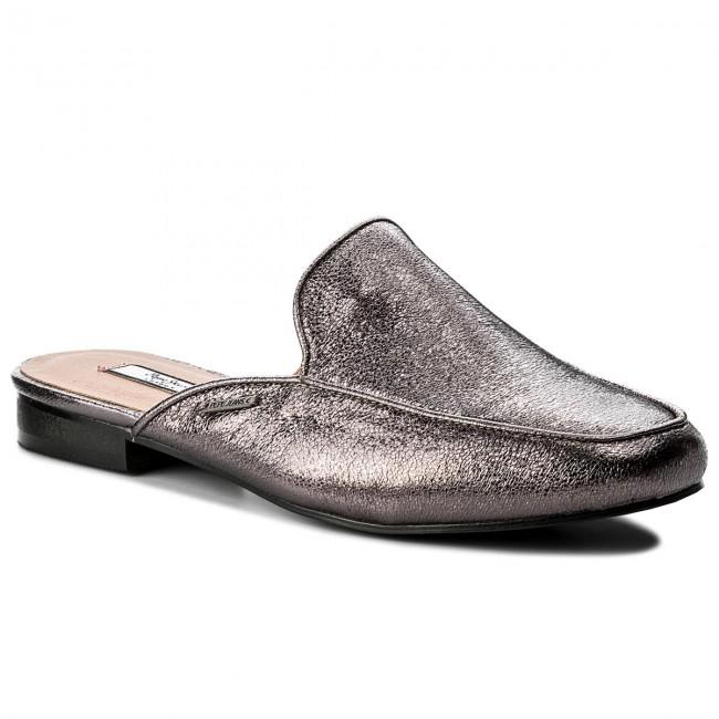 slides pepe jeans klimpt tse pls10365 chrome 952 casual mules