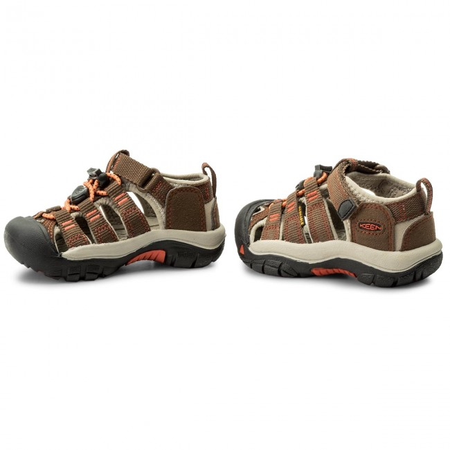 6ddb664d15243 Sandals KEEN - Newport H2 1018259 Dark Earth Spicy Orange - Sandals ...
