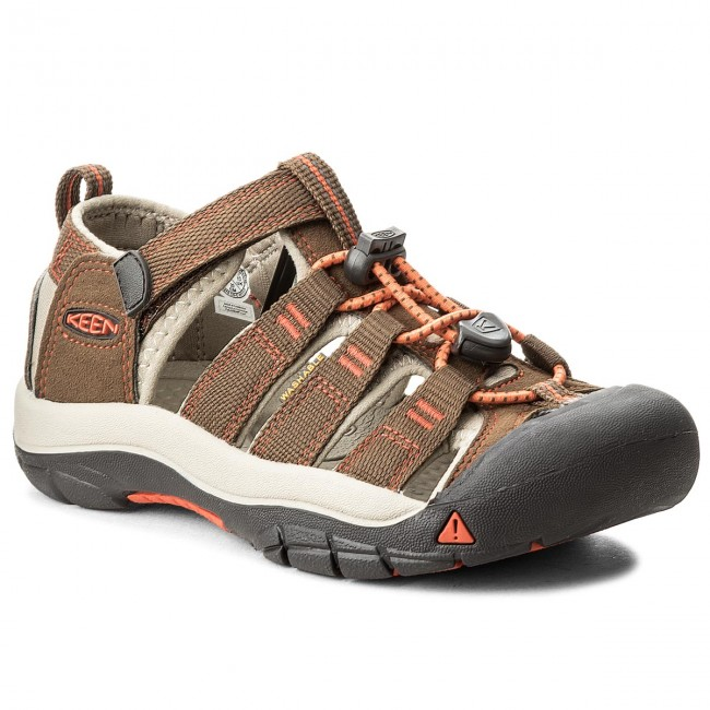 2c230cb9a41d6 Sandals KEEN - Newport H2 1018270 Dark Earth Spicy Orange - Sandals ...