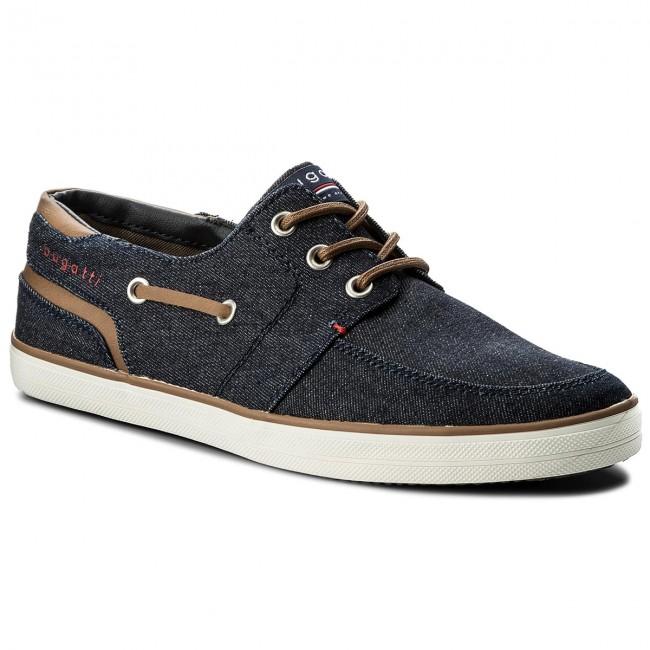 50203 6900 Casual Dark Shoes 321 Blue Bugatti 4100 Low Nn0mw8