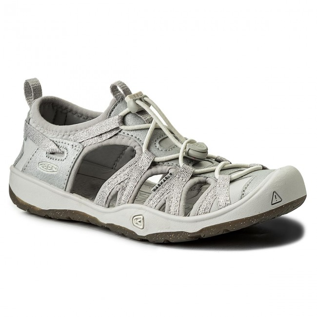 188eb61c6a37 Sandals KEEN - Moxie Sandal 1018360 Silver - Sandals - Clogs and ...