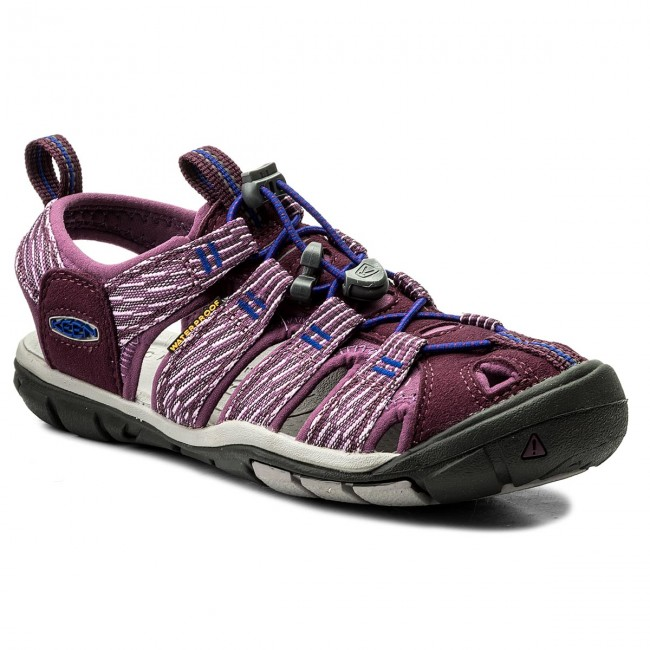 a787141a06f0 Sandals KEEN - Clearwater CNX 1018499 Grape Wine Grape Kiss - Casual ...