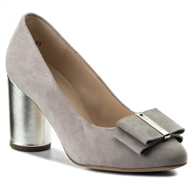 Shoes Osilia Peter Topas Silber Corfu 70137819 Suede Kaiser 6rpqdwE6