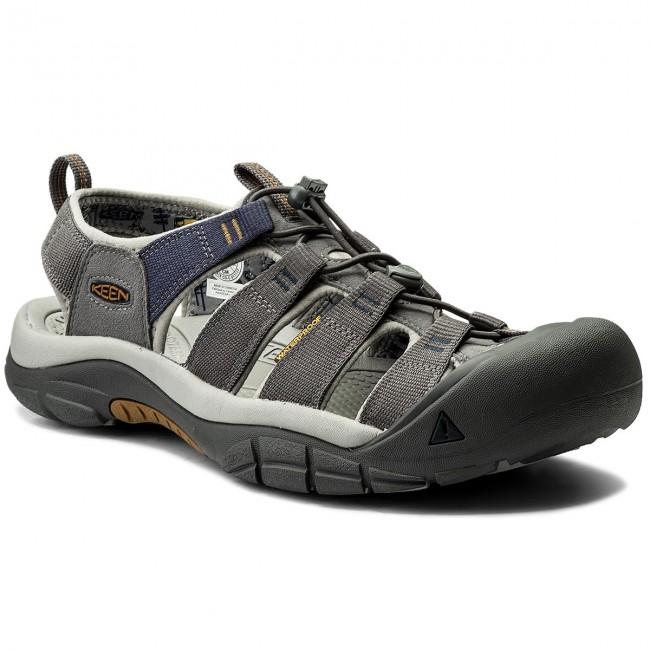 KeenNEWPORT HYDRO - Walking sandals - steel grey/paloma cPAC0y