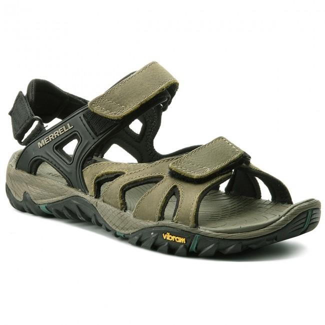 f76d53186d8d Sandals MERRELL - All Out Blaze Sieve Convert J12649 Stucco ...