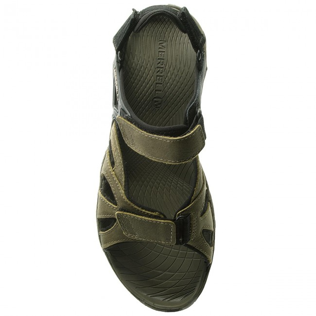 ea6124740e6ac Sandals MERRELL - All Out Blaze Sieve Convert J12649 Stucco - Sandals -  Mules and sandals - Men's shoes - www.efootwear.eu