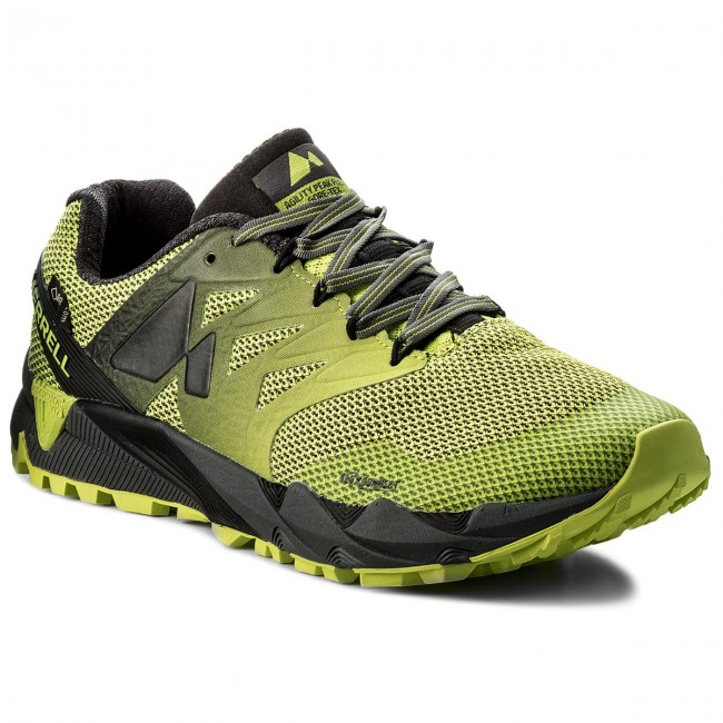 80daa1aeb4 Shoes MERRELL - Agility Peak Flex 2 Gtx GORE-TEX J98253 Acid Lime ...