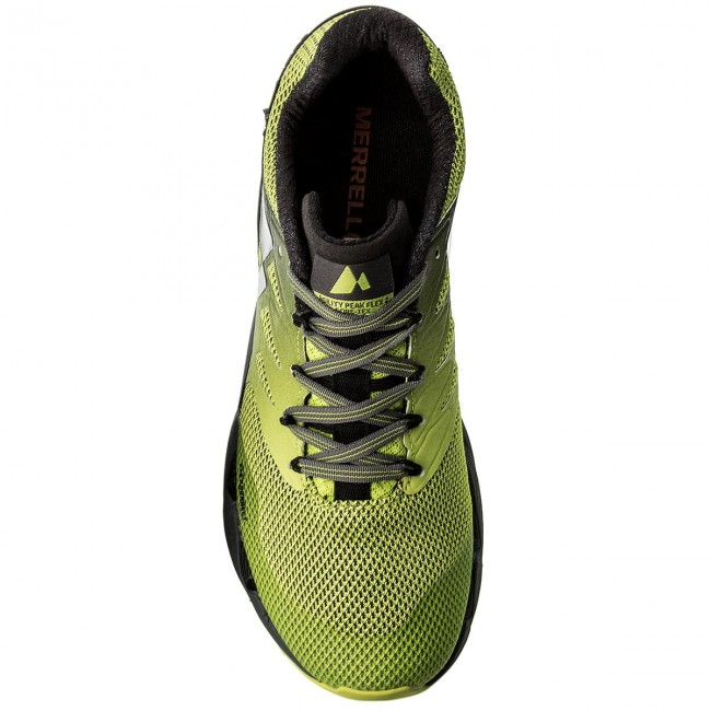 e8da17af4e Shoes MERRELL - Agility Peak Flex 2 Gtx GORE-TEX J98253 Acid Lime - Outdoor  - Running shoes - Sports shoes - Men's shoes - www.efootwear.eu