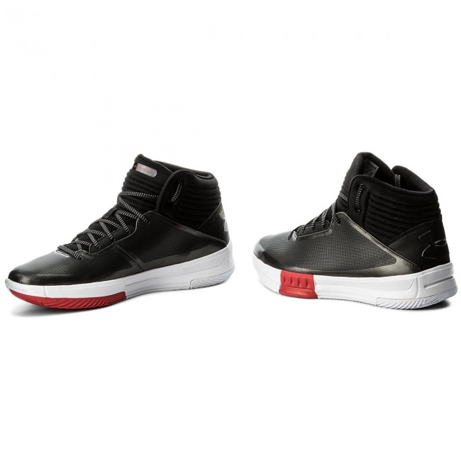 f056c969930 Shoes UNDER ARMOUR - Ua Lockdown 2 1303265-005 Blk - Basketball ...