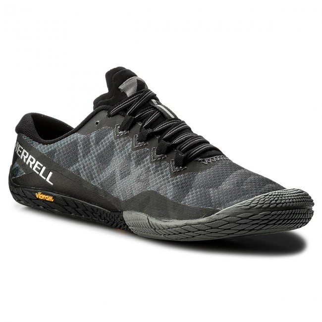 fc5894dae007 Shoes MERRELL - Vapor Glove 3 J12674 Black Silver - Outdoor ...