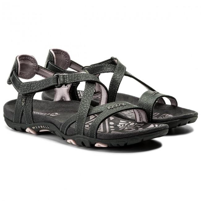 dc19a2b196a1 Sandals MERRELL - Sandspur Rose Ltr J289635C Black Lilac - Casual sandals -  Sandals - Mules and sandals - Women s shoes - www.efootwear.eu