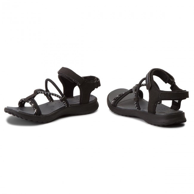 13366b9fb6ec Sandals MERRELL - Sunstone Strap J93972 Black - Casual sandals ...