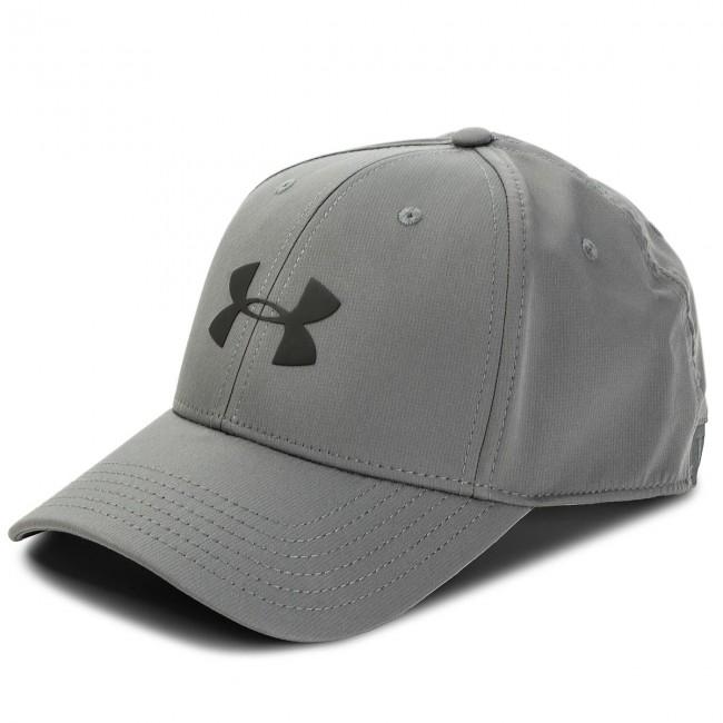 Cap UNDER ARMOUR - Ua Classic Fit 1291853-040 Grey - Men s - Hats ... bbfaa2c5049