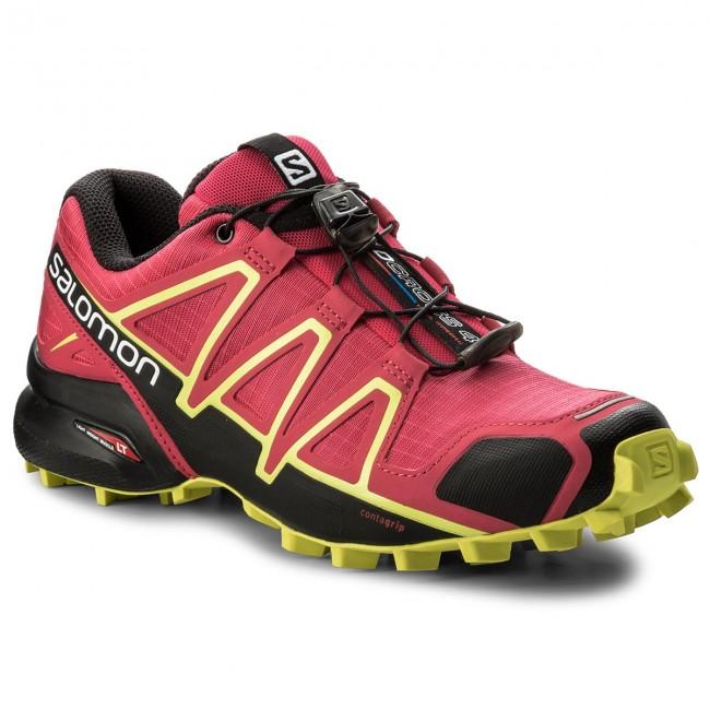 13e3c2139a37 Shoes SALOMON - Speedcross 4 W 398423 21 V0 Virtual Pink Black Sulphur  Spring