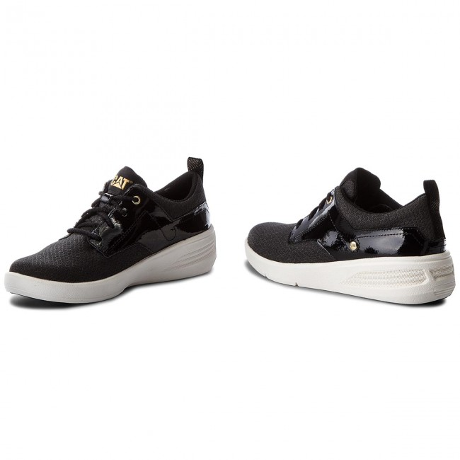 2c5c3757 Sneakers CATERPILLAR - Glint Canvas P310308 Black - Flats - Low ...