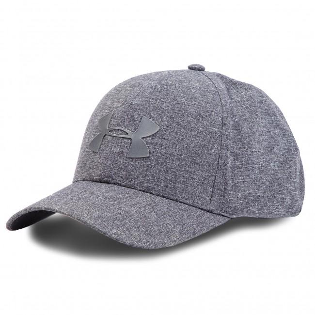 Cap UNDER ARMOUR - Ua Classic Fit 1291856-001 Grey - Men s - Hats ... c3c2e956b0c