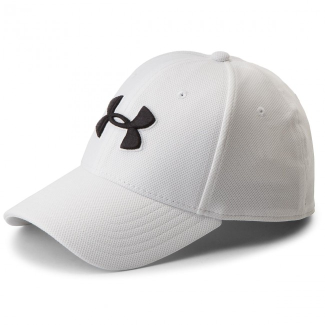 Cap UNDER ARMOUR - Ua Blitzing 3.0 Cap 1305036-100 White - Men s ... 1f34c1fb84c3