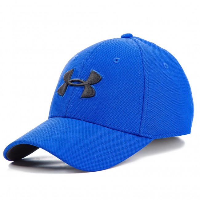 82fd51e8ed7 Cap UNDER ARMOUR - Ua Blitzing 3.0 Cap 1305036-400 Blue - Men s ...
