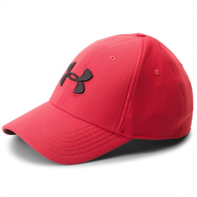Cap UNDER ARMOUR - Ua Blitzing 3.0 Cap 1305036-600 Red - Men s ... 0f888bba1e73