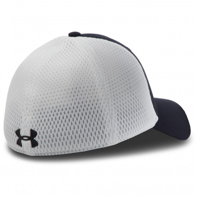 5b45653ff9f Cap UNDER ARMOUR - Ua Train Spacer Mesh Cap 1305446-001 Black White ...