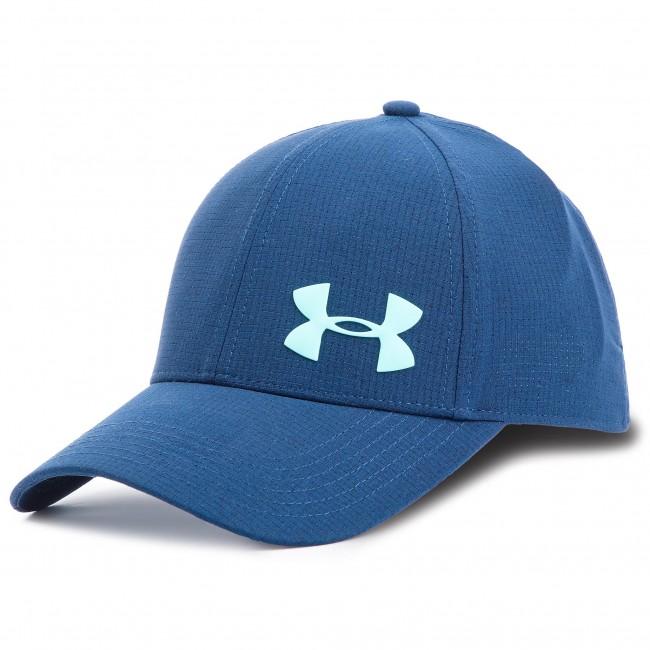 Cap UNDER ARMOUR - Ua Classic Fit 1291857-408 Navy Blue - Men s ... c5c4c8a5854