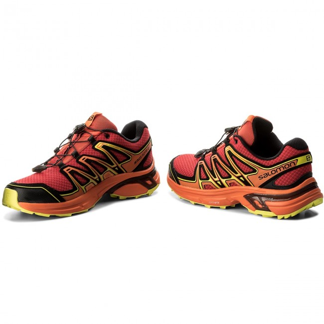 708904e9685c Shoes SALOMON - Wings Flyte 2 400706 29 W0 Barbados Cherry Scarlet  Ibis Sulphur