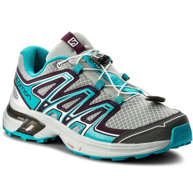 b64eaf6629dc4 Shoes SALOMON - Wings Flyte 2 W 400707 21 W0 Quarry Dark Purple Bluebird