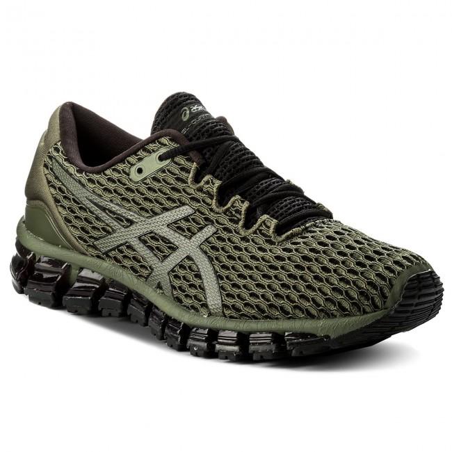 d2e6111c7769 Shoes ASICS. Gel-Quantum 360 Shift Mx T839N Four Leaf Clover Black Black  8190