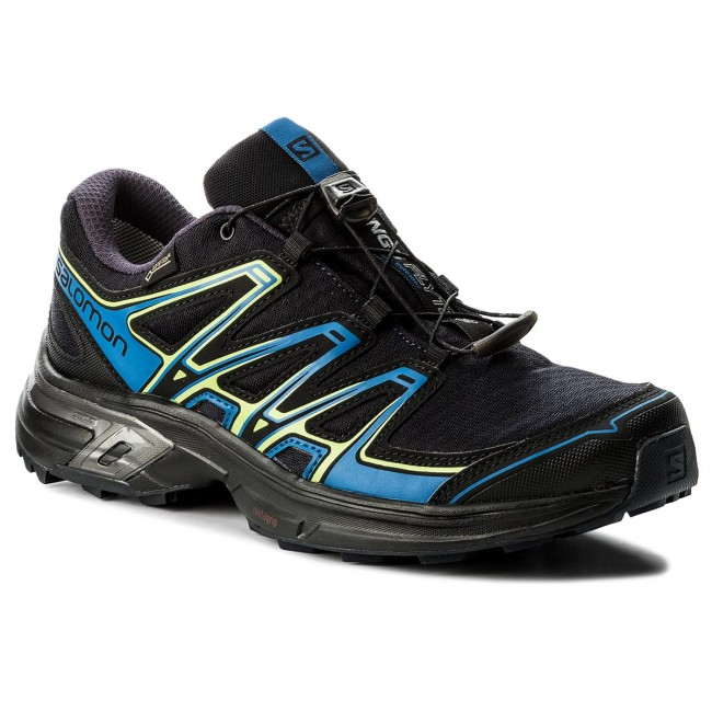 799f88521de8b Shoes SALOMON - Wings Flyte 2 Gtx GORE-TEX 400708 29 W0 Night Sky ...