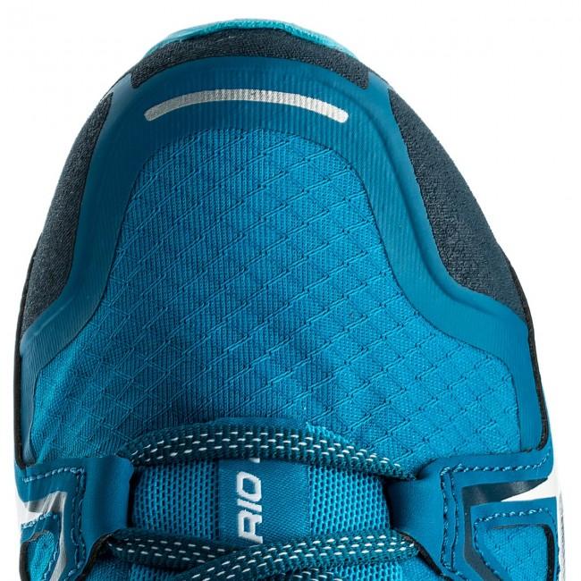 Shoes SALOMON Speedcross Vario 2 W 400714 24 V0 Hawaiian SurfAquariusMykonos Blue