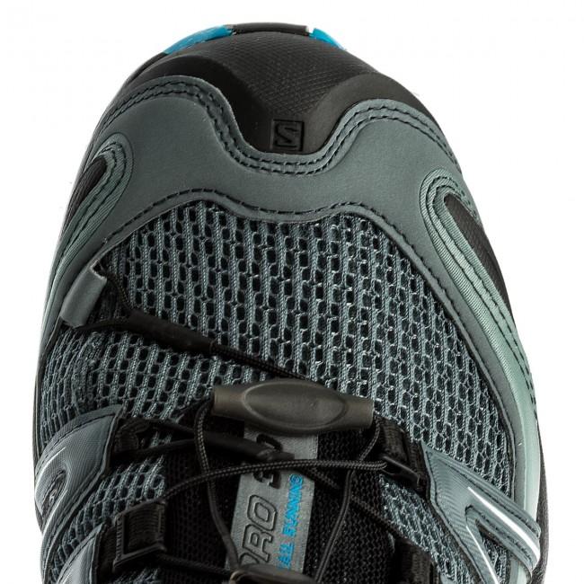 Shoes SALOMON Xa Pro 3D 400745 29 V0 Stormy WeatherBlack