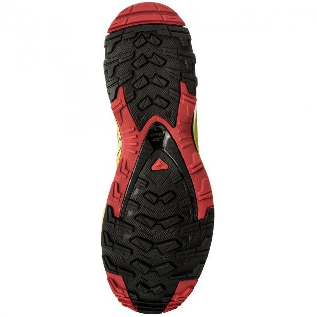 Schuhe SALOMON Xa Pro 3D 400806 30 V0 Sulphur Spring