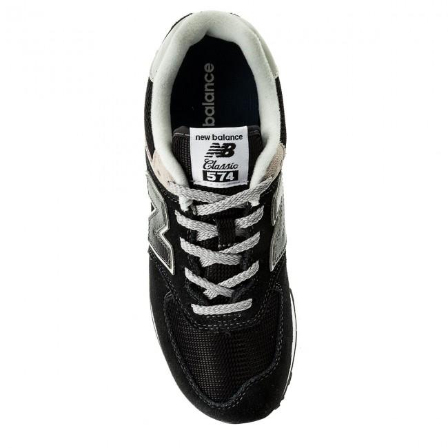 Sneakers NEW BALANCE - GC574GK Black - Sneakers - Low shoes - Women s shoes  - www.efootwear.eu ea00748c77907