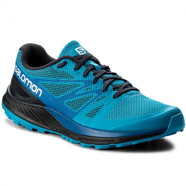 8699e8c10996 Shoes SALOMON - Sense Escape 400919 29 W0 Hawaiian Surf Snorkel Blue Night  Sky