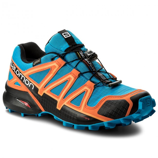 Shoes SALOMON - Speedcross 4 Gtx GORE-TEX 401248 30 G0 Hawaiian Surf ... b122e7591b9