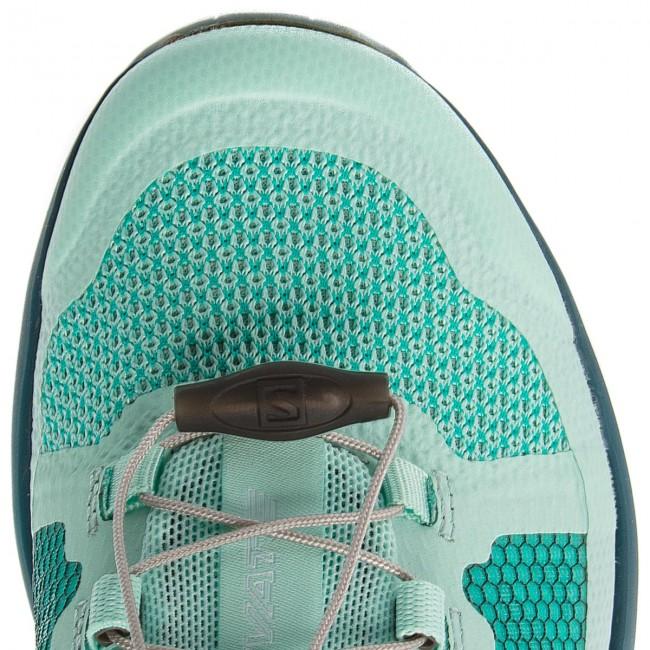 Shoes SALOMON Xa Elevate W 401380 20 V0 Beach GlassReflecting PondLead