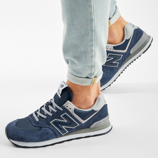 Sneakers NEW BALANCE - ML574EGN Navy Blue