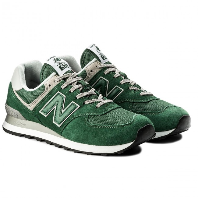 Sneakers NEW BALANCE - ML574EGR Green