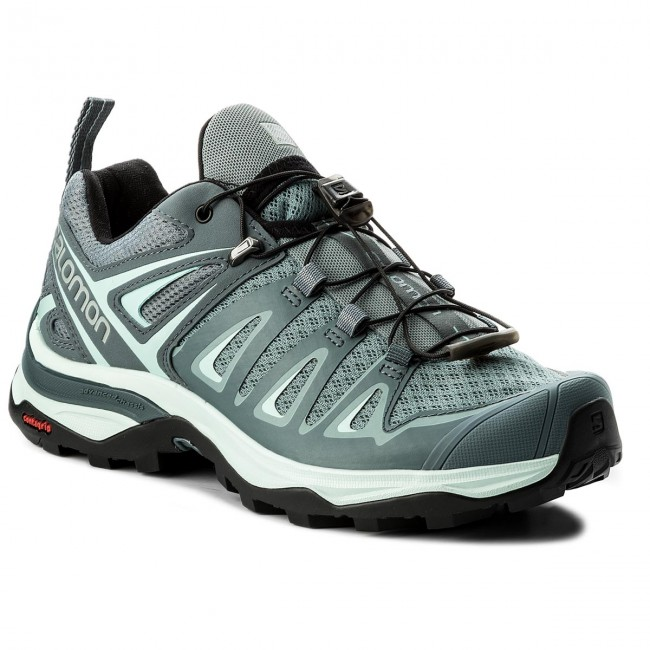Trekker Boots SALOMON - X Ultra 3 W 401669 20 V0 Lead Stormy Weather ... 537e6e0e7d