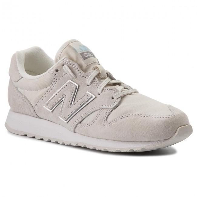 best cheap 30633 24d6e ... Sneakers NEW BALANCE - WL520RS Beige .