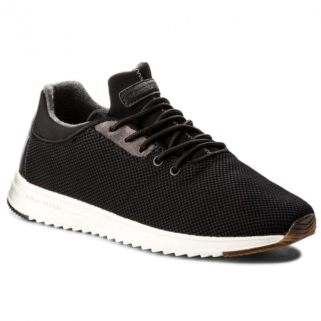 Sneakers MARC O'POLO - 802 23713501 601 Black 990