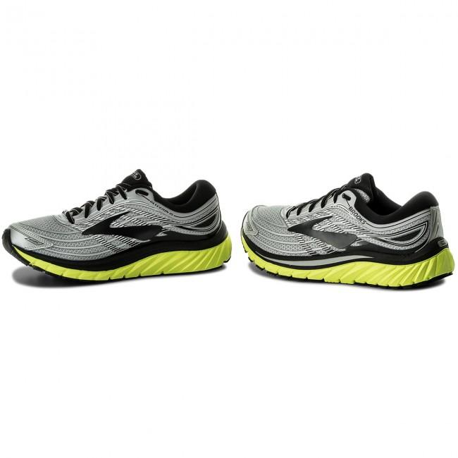 719232bebc6 Shoes BROOKS - Glycerin 15 110258 1D 035 Silver Black Nightlife ...