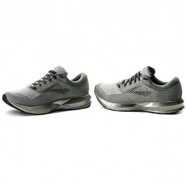 d87cf258b2f61 Shoes BROOKS - Levitate 120258 1B 131 White Silver - Indoor ...