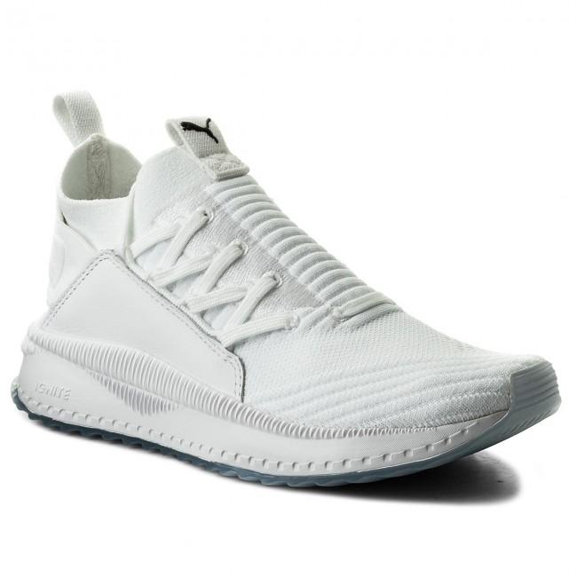 f857785a613604 Sneakers PUMA - Tsugi Jun 365489 02 Puma White Puma White - Sneakers ...