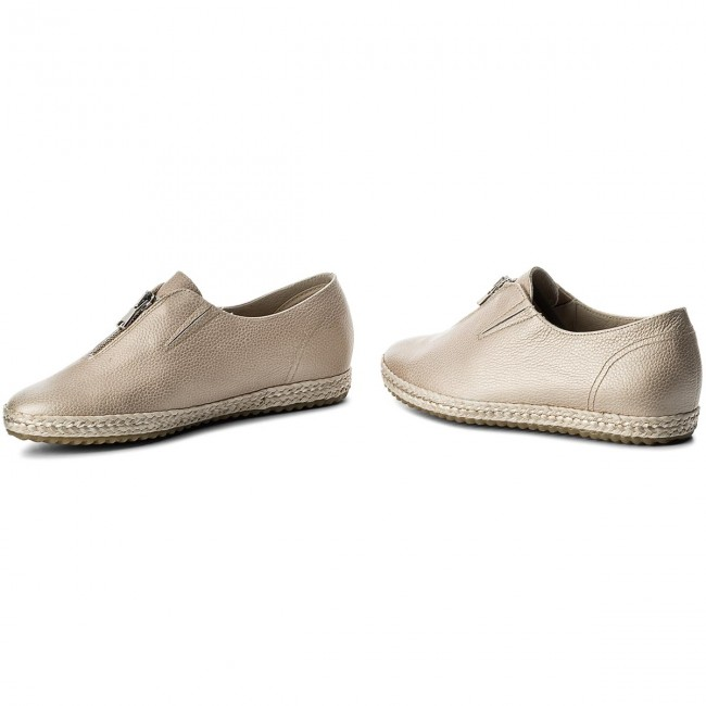 359bbd924cf356 Espadrilles SPIFFY - A-71007-40 Nude 074 - Espadrilles - Low shoes ...