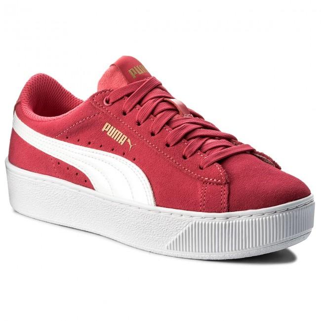 Sneakers PUMA - Vikky Platform Jr 366485 01 Paradise Pink/Puma White xzmiZRBM