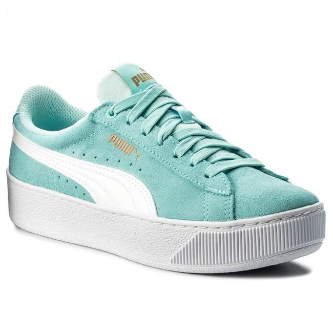 Sneakers PUMA - Vikky Platform Jr 366485 02 Island Paradise Puma ... 074e5c007