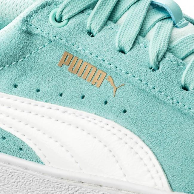Sneakers PUMA - Vikky Platform Jr 366485 02 Island Paradise Puma White a9bff3128