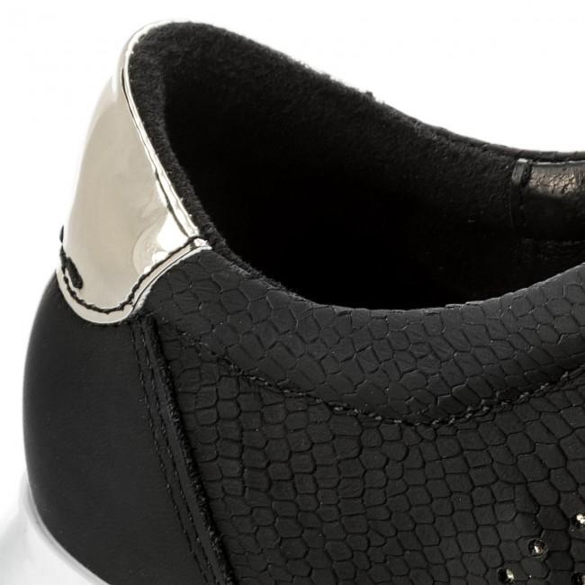 Sneakers NESSI - JC019 Black Mat 9ewu3Hd