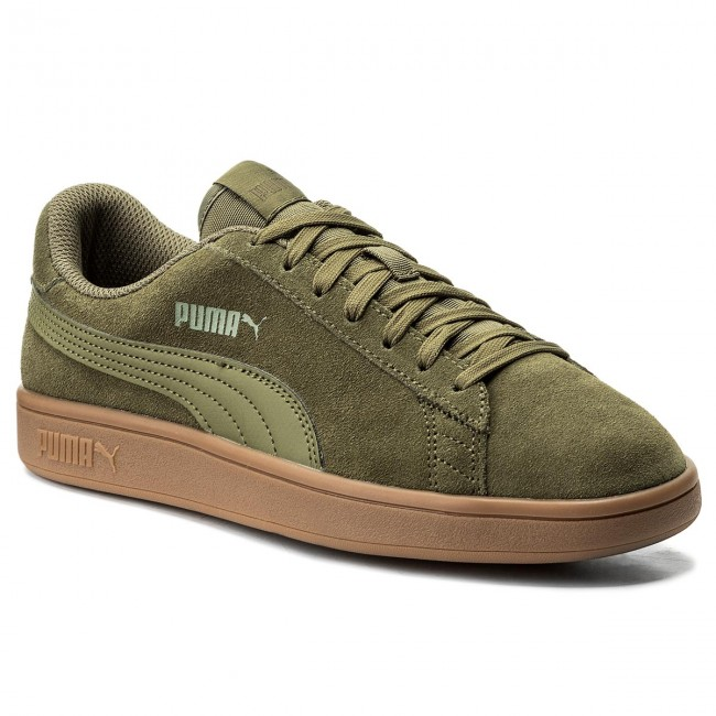 eadb7d4f9aa6 Sneakers PUMA - Smash V2 364989 12 Capulet Olive Capulet Olive ...